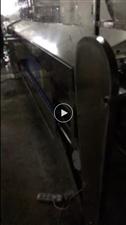全自动米皮机转让,全长20米左右,价格面议,而且是全新的,