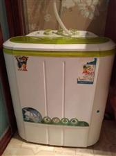 两件200元! 小鸭迷你洗衣机,2.0公斤,适合洗小孩衣物,方便省水,占地方小。 新乐7.5公斤...