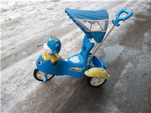 出售儿童车,九成新。