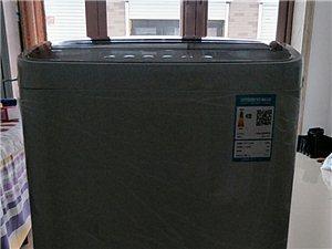 全自动洗衣机新的就用一回7.5公斤的容量大,好用无噪音,有需要的联系我,18646582882非诚勿...