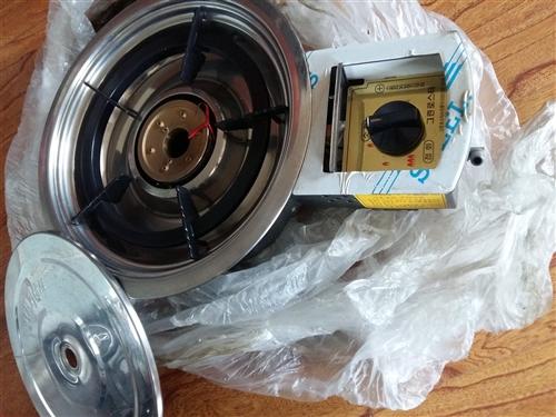 全新南韩高压单眼液化气灶具全新150元