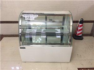 95新的风冷展示柜 买回来没怎么用 压缩机以及摆台都非常新