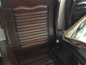二手连邦椅出售,一人位和三人位,自提