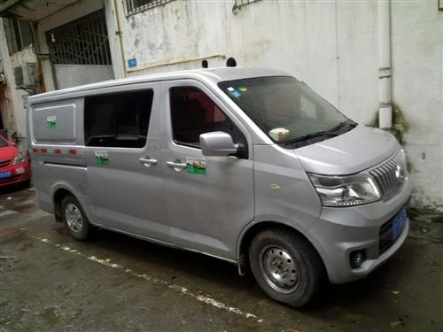 巴中二手车长安督行M80货运4坐2015年5份车2.8万元18981654303