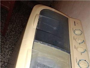半自动洗衣机低价处理