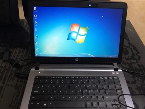 惠普電腦,基本沒用過,屏幕,鍵盤都無劃痕,也從未維修過,由于屋頭電腦多,現低價zhuan?r