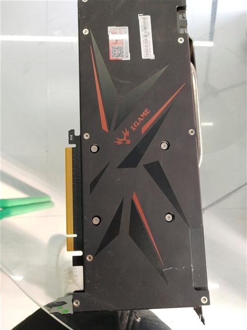 二手显卡,1060  3g   三风扇,成色新,实际使用半年左右。