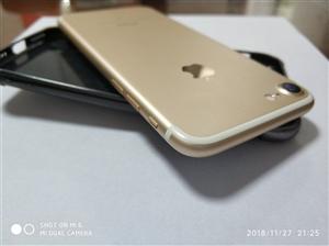 Iphone7  苹果7 金色 128g 国行  女神自用机 角有小磕碰不明显 全原装机 盒子 ...