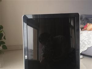惠普显示器一手自用 完美
