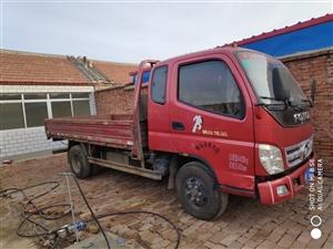 出售14年奥铃大机子宽体排半,3.8米大箱,无事故,廊坊富达公司户,今年新换的六条钢丝胎国四排放。