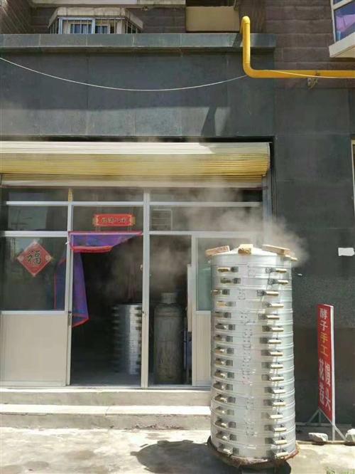 山水新城有一馒头店转让,设备齐全,小区门口,35平无。因家里有事无法顾及。另代一市场摊位。13830...