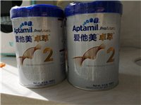 因宝贝喝腻了,现出两罐蜜芽自营买的国版爱他美白金版,很适合国内宝宝食用。京东自营现在355一罐。