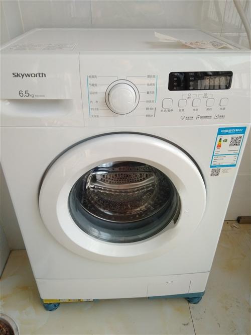 因故出售,正常使用的洗衣机,刚买3个月
