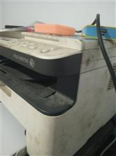 富士施乐115b打印机,用了3年左右。价格美丽有需要的联系我