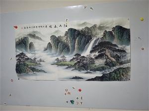 各种办公室书画山水,可以定制内容,欢迎联系