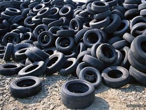 常年收购各种废旧轮胎!15315061818