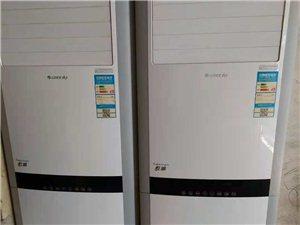 出售3p格力空调,展柜,空压机,麻将台,电炸锅,三门展示柜,水果展示柜,等等。