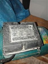 闲置潜水泵抽水泵,安装上没用过,一直用的自来水