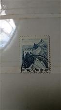 1980年发行的8分面值的万里长城邮票,价格面议!