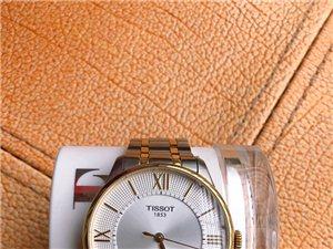 天梭男士机械表,型号T099.407.22.038.00手表声号JNHTE92Q原价6850现售35...
