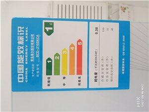 九成新海尔三开门冰箱,买来基本没怎么用,每天只需0.38度电,非常节能,诚意购买者请联系我,原价25...