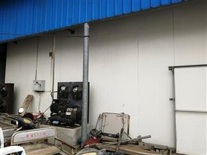 低价转让恒温库及制冷机组,价格面议。13205432618
