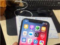 苹果x 64g,黑色 功能全好,面容正常,看上联系,鹤山沙坪,13686956601