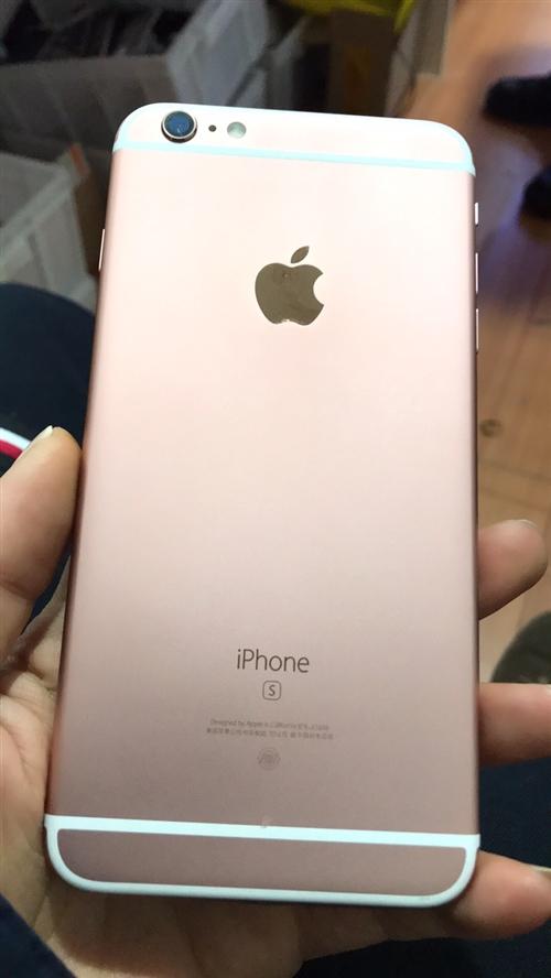 自用国行三网4G 16G iPhone6S plus,无拆无修无进水,功能完好,平时非常爱惜成色很新