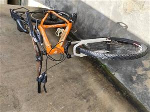 赛事自行车闲置转让