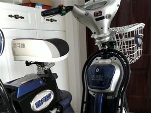 星月神电动车自行车转让,买了2年,就接送下学生,跟新的一样,枝江星月神专卖店买的,买的时候1899元...