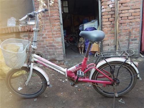 出售二手自行车两辆价格美丽电话??15732831896