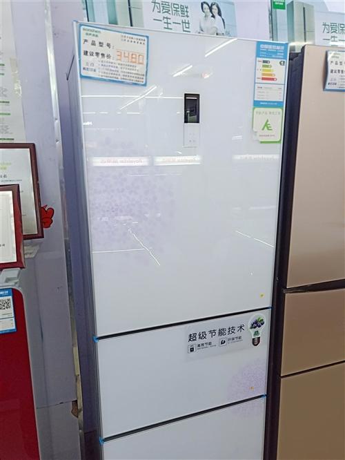 二手冰箱,门封需要换,密封不好