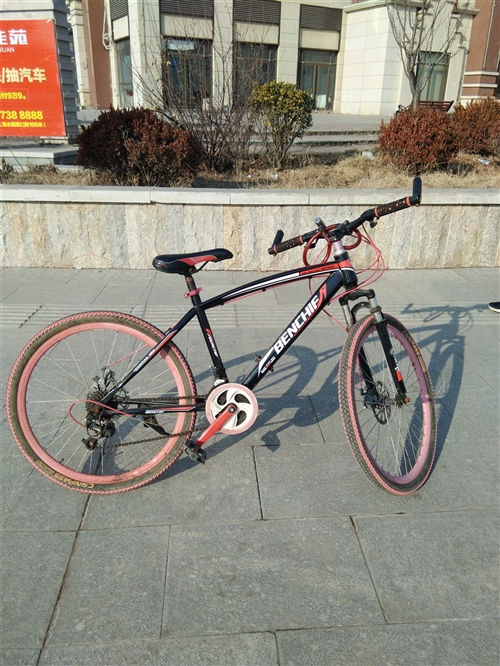 全新变速自行车,欲购从速,仅此一辆!280元非诚勿扰!莱阳商厦看车