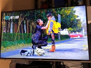 三洋SANYO 50寸网络智能电视850元  原装三洋电视,50寸LED,智能带网络,可直接连wif...