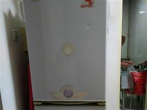海尔双王子bc-169,总容积210升,分体式双门冰箱。自提,请与我联系