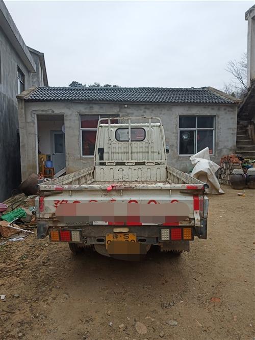 本人有一辆2016年上牌柴油版跃进小福星s50小货车需要转让,有需要的请联系15236410136,...