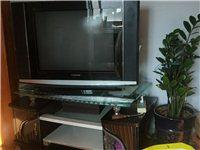 出售二手电视,因家里地方小,没地方放,赠送一个电视柜,支持验货,自提取,(多找几个人,太沉)价格可议...