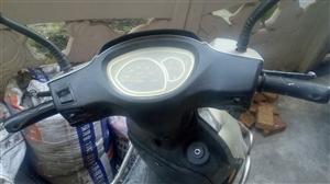 小摩托车一台,出售,无户,