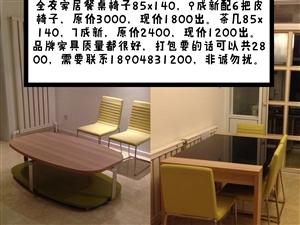 全友家居茶几和餐桌,8成新,质量好,因为要搬家便宜出,详情看图。