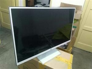 HKC 32寸  P320 电脑显示器 HKC 32寸   电脑显示器 超高清不闪屏  带钢化保护玻...
