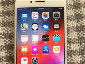 苹果7plus 国行256g 全网通,屏幕没膜,有划痕