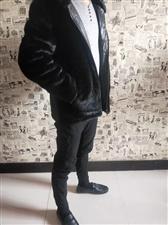 辛集【兄弟服饰】年底大清仓高仿貂皮大衣,辛集厂家直销,本地可以送货到家,保暖性相当好,穿着有面,价格...
