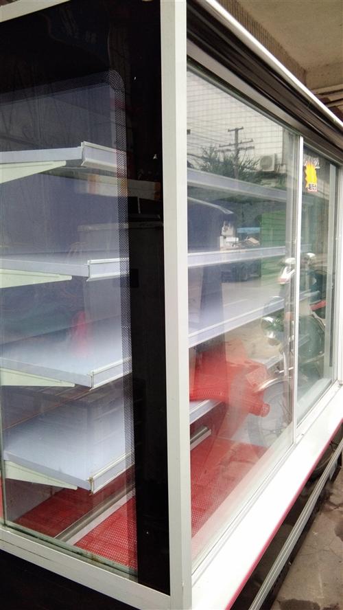 冷藏柜宽2米高1.9米很新才用几个月