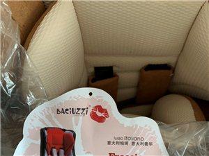 儿童安全座椅,新的没用过,低价出售,网上买800到1000,半价就卖啦