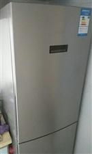 出售海尔冰箱海尔全自动洗衣机9成新需要的联系