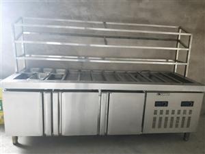 1.8米长的麻辣烫菜柜