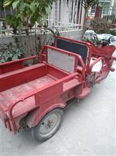 个人的1.2米电动三轮车,72伏新电瓶新电机驱动轴