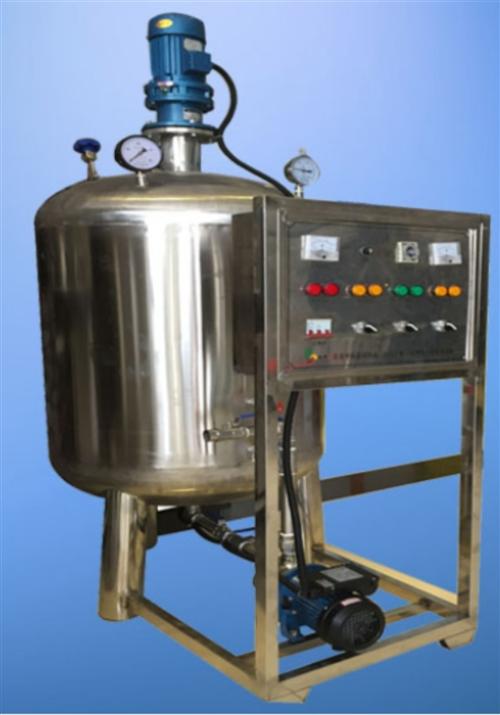 日化洗洁净洗衣液整套生产设备