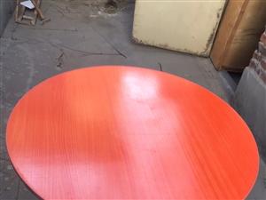 圆桌80x80,九成新