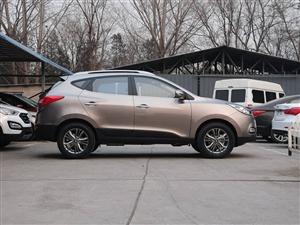 卖车! 现代ix35,12年9月末购车,行程86000公里,自己一手开新车,车况良好,零事故。